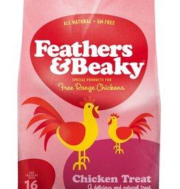 Feathers & Beaky Free Range Chicken Treat 5kg
