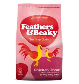 Feathers & Beaky Free Range Chicken Treat, 5kg