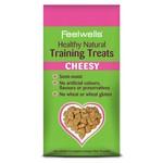 Feelwells Healthy Natural Training Dog Treats, Cheesy 115g