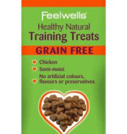 Feelwells Healthy Natural Training Treats Grain Free Chicken 115g
