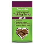 Feelwells Healthy Natural Training Dog Treats, Liver 115g