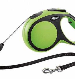 Flexi Extending Dog Lead, Comfort Medium, Cord 8m