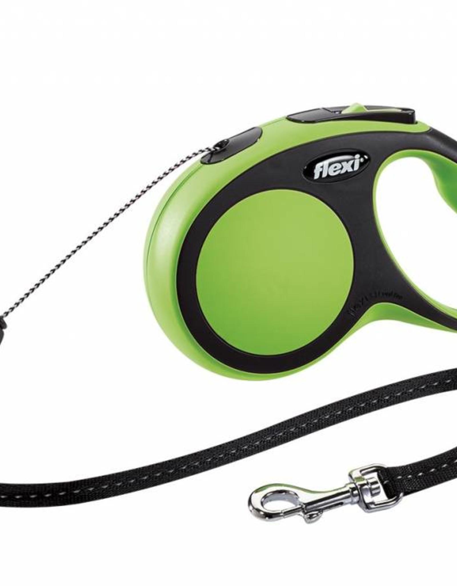 Flexi Extending Dog Lead, Comfort Small, Cord 8m