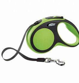Flexi Extending Dog Lead, Comfort Small, Tape 5m