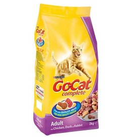 Go-Cat Complete Adult Cat Food Chicken & Duck