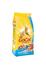 Go-Cat Complete Adult Cat Dry Food, Tuna, Herring & Vegetables