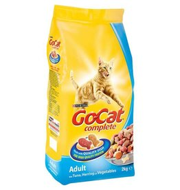 Go-Cat Complete Adult Cat Food Tuna, Herring & Vegetables