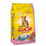 Go-Cat Complete Kitten Dry Cat Food Chicken, Carrot & Milk Nuggets, 2kg