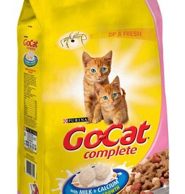 Go-Cat Complete Kitten Cat Food Chicken, Carrot & Milk Nuggets 2kg