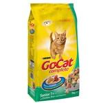 Go-Cat Complete Senior Dry Cat Food 7+, Chic, Rice & Veg, 2kg