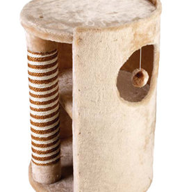 Gor Pets Cat Scratching Hide Out Post, 58cm
