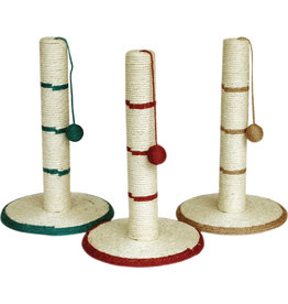 Gor Pets Cat Scratching Sisal Post Small 46cm