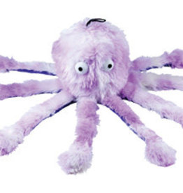 Gor Pets Cuddle Soft Mommy Octopus Dog Toy