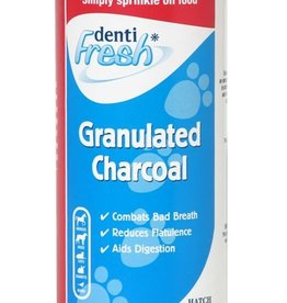 Hatchwells DentiFresh Granulated Charcoal, 150g