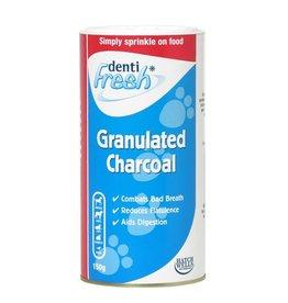 Hatchwells DentiFresh Granulated Charcoal, 150g