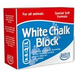 Hatchwells White Chalk Block for Grooming