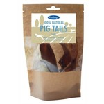 Hollings 100% Natural Pig Tails Dog Treats, 120g