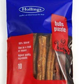 Hollings Bulls Pizzles Dog Treat