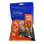 Hollings Puffed Jerky Natural Dog Treats, 100g