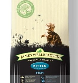 James Wellbeloved Kitten Food, Fish & Rice