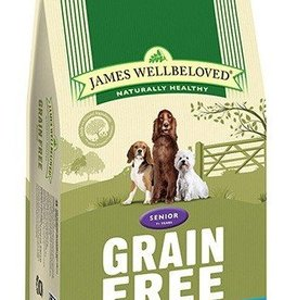James Wellbeloved Grain Free Senior Dog Food, Fish & Vegetable