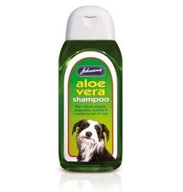 Johnsons Veterinary Aloe Vera Dog Shampoo, 200ml