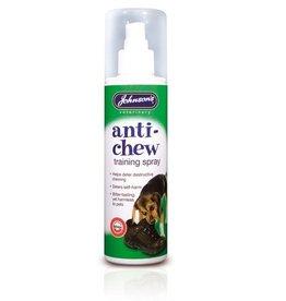 Johnsons Veterinary Anti-Chew Bitter Tasting Cat & Dog Training Spray, 150ml