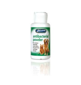 Johnsons Veterinary Antibacterial Powder for minor wounds, 20g