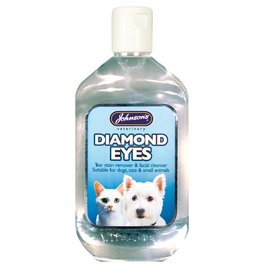 Johnsons Diamond Eyes tear stain remover 125ml