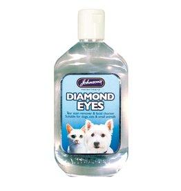 Johnsons Veterinary Diamond Eyes tear stain remover, 125ml
