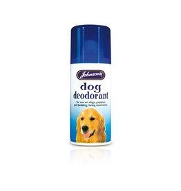 Johnsons Veterinary Dog Deodorant Aerosol Spray 150ml