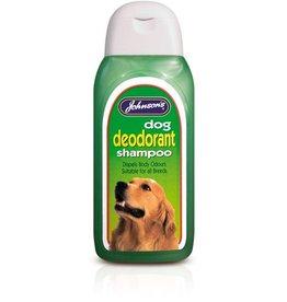Johnsons Veterinary Dog Deodorant Shampoo, 200ml