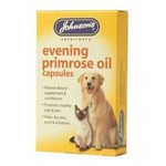 Johnsons Veterinary Evening Primrose Oil Natural Dietary Supplement, 60 capsules