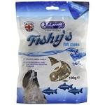 Johnsons Veterinary Fishys Fish Chunks Dog Treats, 100g