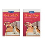 Johnsons Veterinary House Training  Puppy Pads, Large 45cm x 60cm