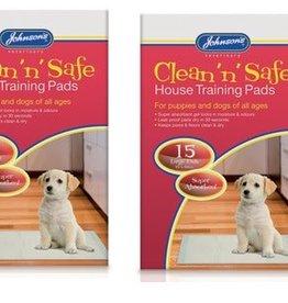 Johnsons Veterinary House Training  Puppy Pads, Large 45cm x 60cm