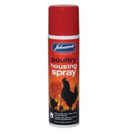 Johnsons Veterinary Poultry Housing Spray, 250ml