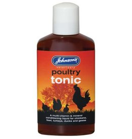 Johnsons Veterinary Poultry Tonic Multi-vitamin & Conditioning Liquid