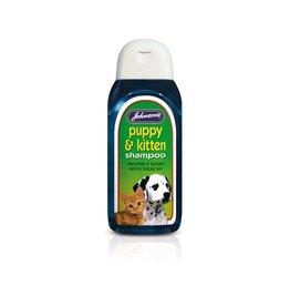 Johnsons Veterinary Puppy & Kitten Shampoo for Delicate Skin, 200ml