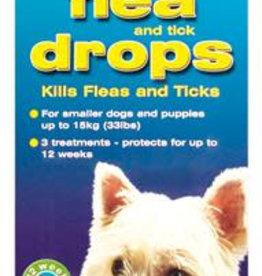 Johnsons Puppy & Small Dog Flea Drops