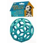 JW Hol-ee Roller Rubber Dog Toy