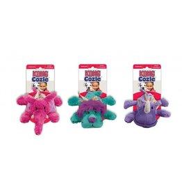 KONG Cozies Brights Plush Dog Toy