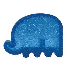 KONG Squeezz Zoo Elephant Chew Dog Toy