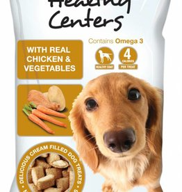 (Mark & Chappell) VetIQ Dog Treats Healthy Centres Real Chicken & Vegetables 113g