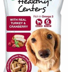 Mark & Chappell Dog Treats Healthy Centres Real Turkey & Cranberry 113g