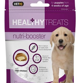(Mark & Chappell) VetIQ Healthy Nutri Booster Puppy Treats 50g