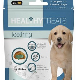 (Mark & Chappell) VetIQ Healthy Puppy Treats Teething 50g