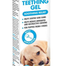 (Mark & Chappell) VetIQ Teething Gel For Puppies 50g