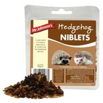 Mr Johnson's Hedgehog Niblets Dried Insect & Suet Treat, 100g