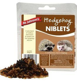 Mr Johnsons Hedgehog Treat Niblets 100g